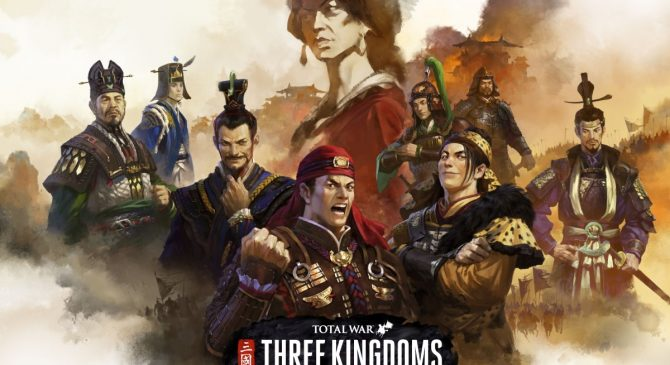 Total War: Three Kingdoms – Eight Princes