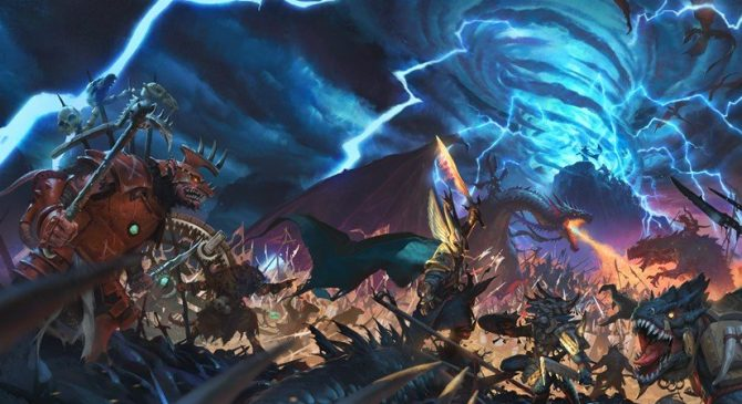 How the fantastical sound of 'Total War: Warhammer II' is done
